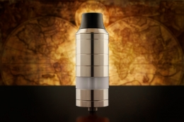 Steampipes Corona V8 DL StainlessSteel Edition