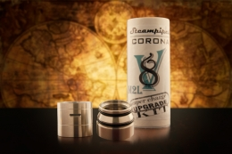 Steampipes Corona V8 MTL SuperCharge Kit