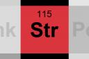 Element str - Strawberry