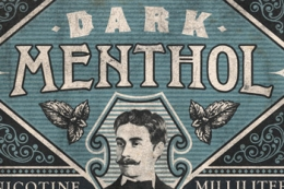 Tom Klark Dark Menthol 60ml