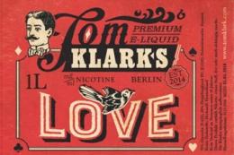 Tom Klark Love 60ml