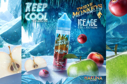Twelve Monkeys Hakuna Iced Liquid