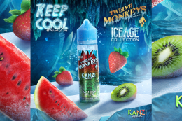 Twelve Monkeys Kanzi Iced Liquid