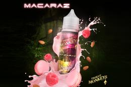 Twelve Monkeys Macaraz Liquid