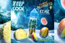 Twelve Monkeys Mangabeys Iced Liquid