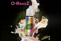Twelve Monkeys O-Rangz Liquid