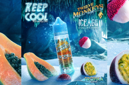 Twelve Monkeys Tropika Iced Liquid