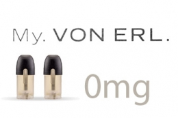 vonERL My Pods 0mg/ml im 2er-Pack