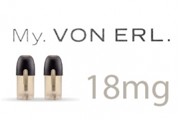 vonERL My Pods 18mg/ml im 2er-Pack