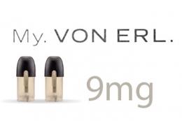 vonERL My Pods 9mg/ml im 2er-Pack