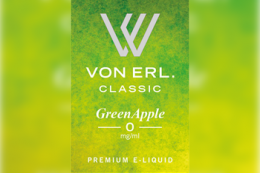 VON ERL Liquid Green Apple