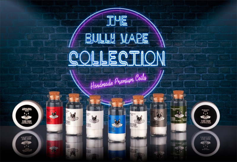 bully vape collection